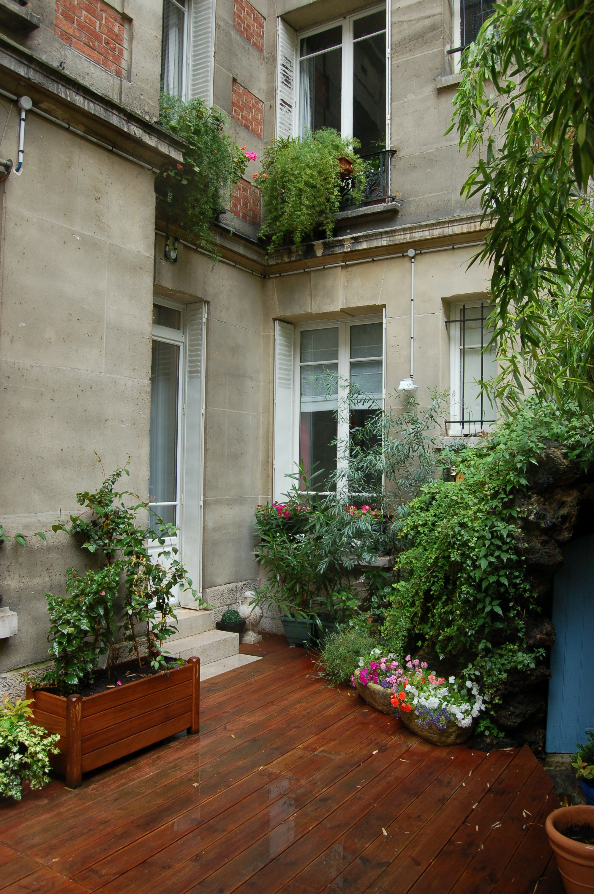 Paysagiste paris 17 id e inspirante pour la conception de la maison for Paysagistes paris