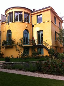 Yvelines 78 un jardin - Une maison un jardin berthenay versailles ...